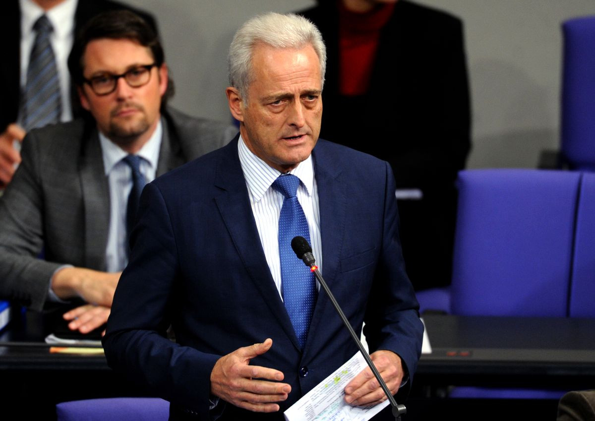 Ex-Verkehrsminister Peter Ramsauer (CSU)