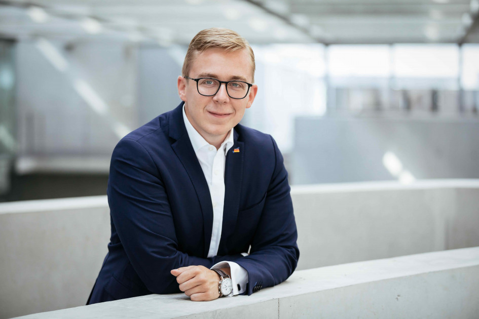 Philipp Amthor Profil Bei Abgeordnetenwatch De