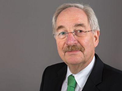 CDU-Bundestagsabgeordneter Hans-Jürgen Irmer