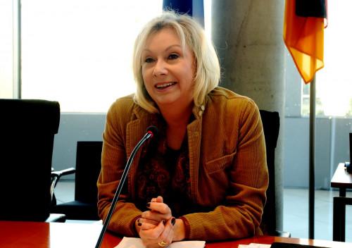 Frühere CDU-Abgeordnete Karin Strenz