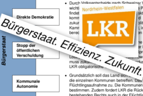 Nrw Wahlprogramme